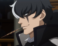 Blackquill anime