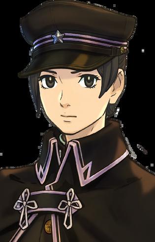 "As ""Ryutaro"""
