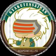 Godot - badge - 15th anniversary