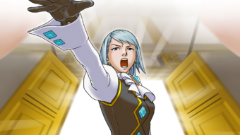 Franziska Von Karma Ace Attorney Wiki Fandom #franmaya #franziska von karma #maya frey #ace attorney #i think of a dialogue and go i have to draw this i have to draw this i h. franziska von karma ace attorney wiki