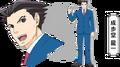 Phoenix Wright AA anime