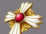 Prosecutor's badge