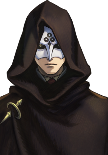 """As the """"Masked Disciple"""""""
