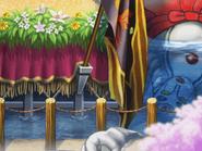 Steel Samurai Balloon Details