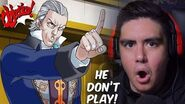 THE NEW LAWYER'S OBJECTIONS WILL MAKE YOU SCREAM IN JAPANESE - Phoenix Wright- Ace Attorney -12-