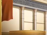 Witness (facing defense)