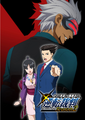 Ace Attorney Anime -Season 2 Promo Art