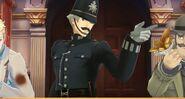 Herlock Sholmes Police Bobby