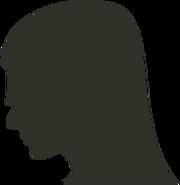 Dahlia Silhouette