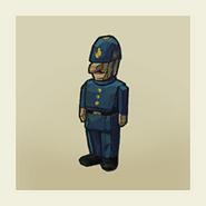 PolicemanFigurine TGAA2