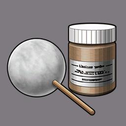 Fingerprint powder