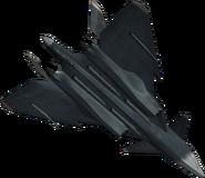 XFA-24A Apalis (Back)