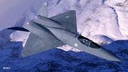 YF-23 ACX Flyby 2