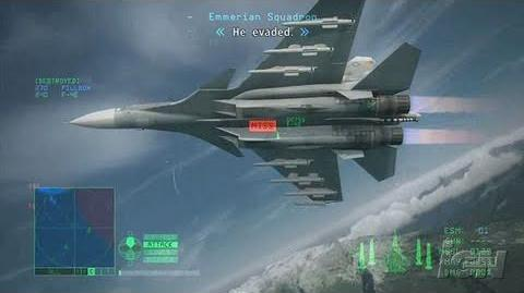 Ace Combat 6 Fires of Liberation Xbox 360 Trailer - E3