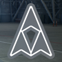 AC7 Three Arrowheads (Low-Vis) Emblem Hangar