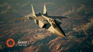 空戰奇兵7 未知天際 稱號顯示