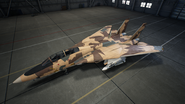 F-14D AC7 Color 3 Hangar