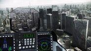 ASF-X Shinden II cockpit