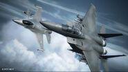 Garuda Team Flyby