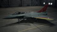 RafaleM AC7 Espada Hangar