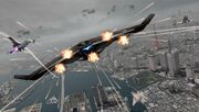 Spiridus Tokyo Attack