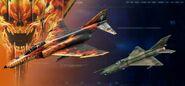 F-4E Inferno & MiG-21bis Event Skin 01