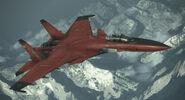 Red Su-33