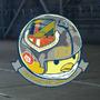 AC7 25th Anniversary Nugget -Yellow 13- Emblem Hangar