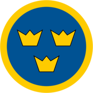 Roundel of Sweden