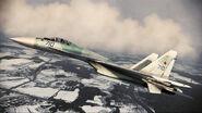 ACAH Su-37 Color 2 Flyby 6