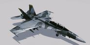 F A 18-F Event Skin -01 Hangar