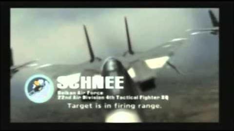 Ace Combat Zero All Squadron Intros