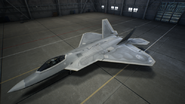 F22A AC7 Mage Hangar