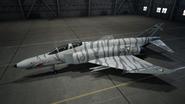 F4E AC7 Silber Hangar