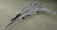 X-02 Special color hangar