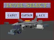 Level Select (ace combat arcade)