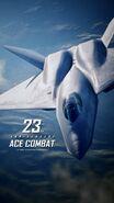 Ace Combat 23rd Anniversary Wallpaper
