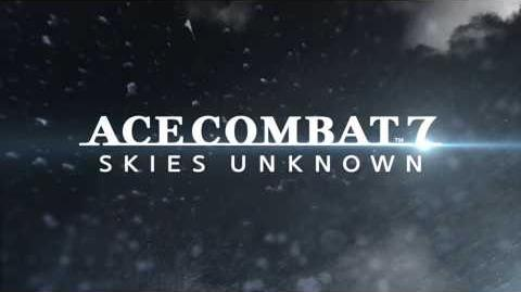 Ace Combat 7 Skies Unknown - Paris Games Week VR Trailer (Official)