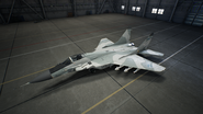 MiG-29A AC7 Color 6 Hangar