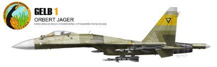 Su-37 Orbert Jager