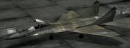 MiG-29A Erusian color Hangar