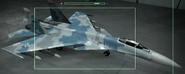 Su-35 Osea color Hangar