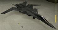 X-02 Mercenary color hangar
