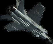 MiG-31 Foxhound (Aurelia Back)