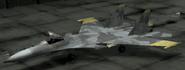 Su-37 Yellow 13 color Hangar