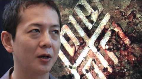 Ace Combat Assault Horizon TGS 2010 Interview Kazutoki Kono