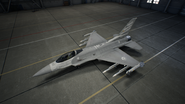 F-16C AC7 Color 5 Hangar