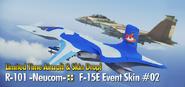 R-101 -Neucom F-15E Event Skin 02 drop banner