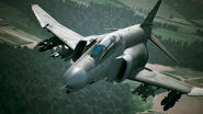 F-4E AC7 Flyby 1
