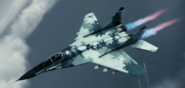 MiG-29A Event Skin 02 Flyby
